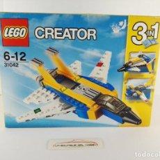 Juegos construcción - Lego: GRAN REACTOR LEGO CREATOR 31042. Lote 132459598