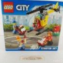 Juegos construcción - Lego: STARTER SET AEROPUERTO LEGO CITY 60100. Lote 132459934