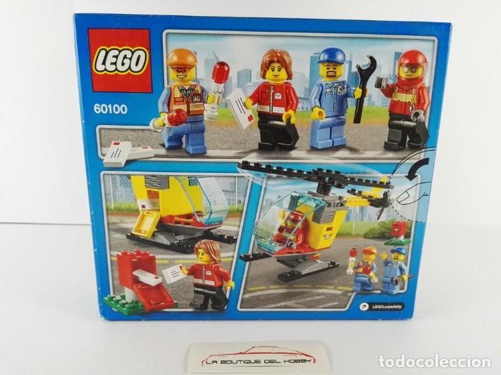 Juegos construcción - Lego: STARTER SET AEROPUERTO LEGO CITY 60100 - Foto 2 - 132459934