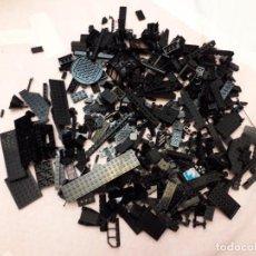 Juegos construcción - Lego: 07-00548 PACK FICHAS LEGO COLOR NEGRO. Lote 132523294