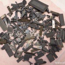 Juegos construcción - Lego: 07-00549 PACK FICHAS LEGO COLOR GRIS OSCURO. Lote 132523418
