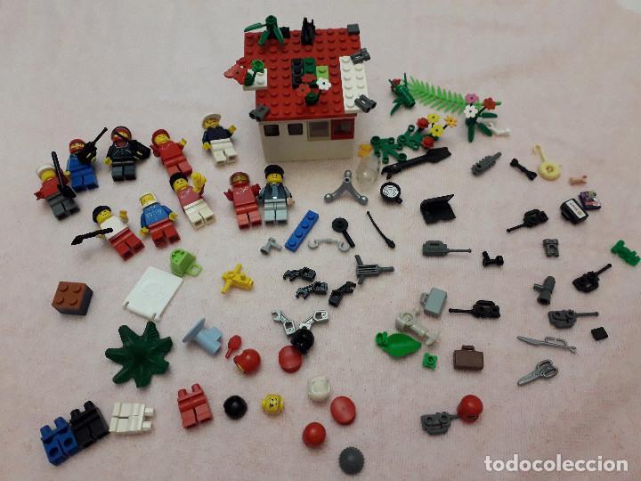 07-00557 PACK LEGO FIGURAS Y COMPLEMENTOS (Juguetes - Construcción - Lego)