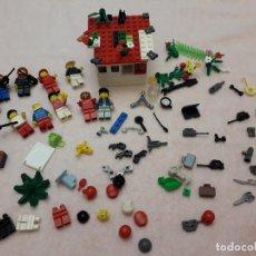 Juegos construcción - Lego: 07-00557 PACK LEGO FIGURAS Y COMPLEMENTOS. Lote 132524050