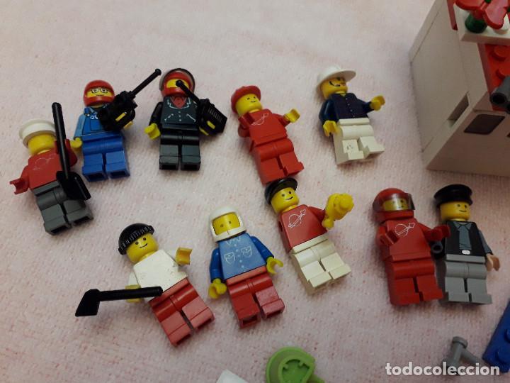 Juegos construcción - Lego: 07-00557 PACK LEGO FIGURAS Y COMPLEMENTOS - Foto 2 - 132524050