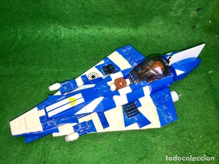 Juegos construcción - Lego: NAVE STAR WARS DE LEGO 6093 - Foto 2 - 133417066