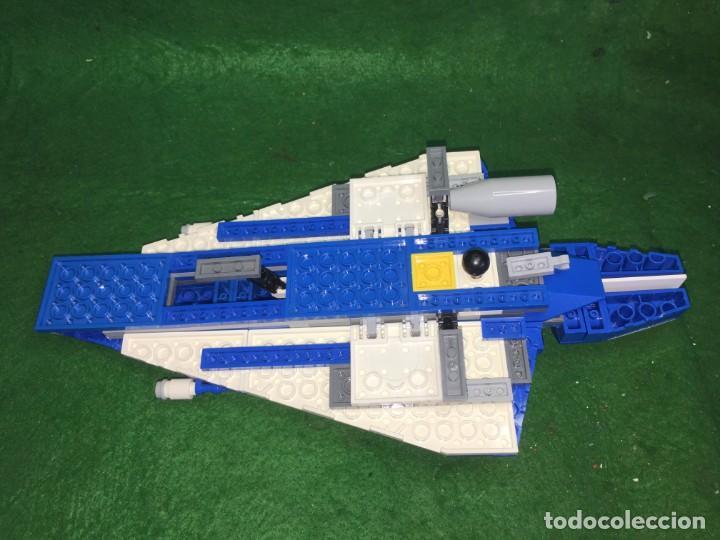 Juegos construcción - Lego: NAVE STAR WARS DE LEGO 6093 - Foto 4 - 133417066
