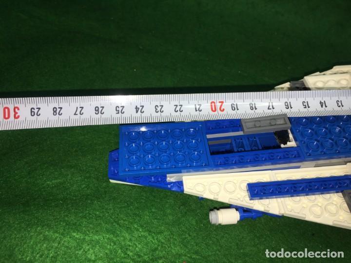 Juegos construcción - Lego: NAVE STAR WARS DE LEGO 6093 - Foto 5 - 133417066