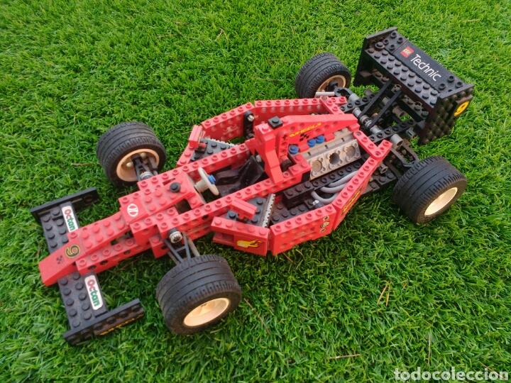 LEGO TECHNIC 8440 FORMULA FLASH AÑO 1995 (Juguetes - Construcción - Lego)