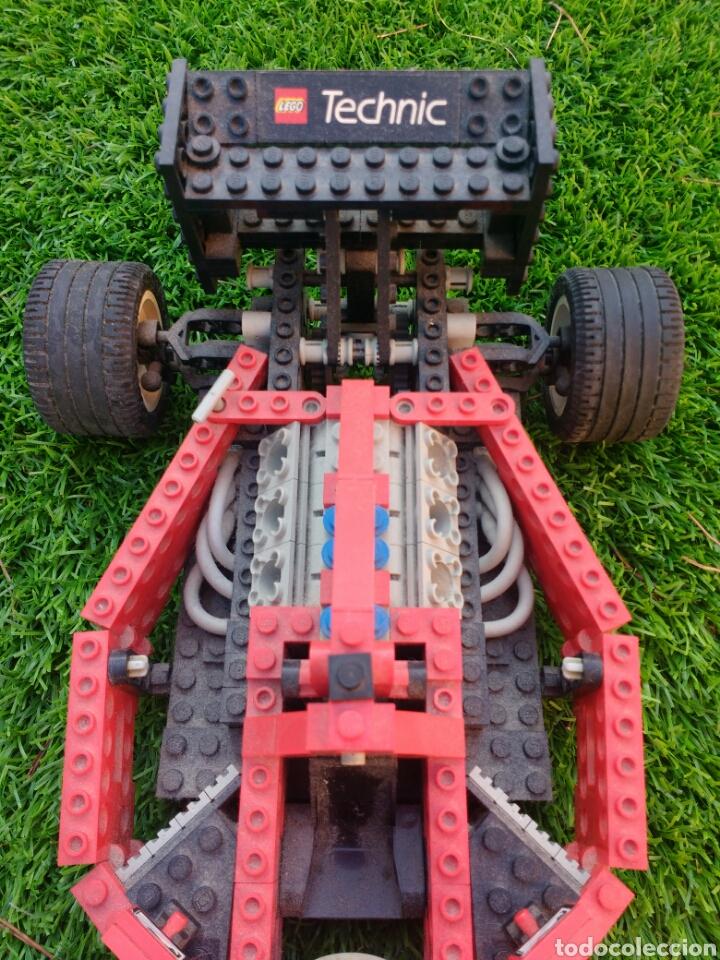 Juegos construcción - Lego: LEGO TECHNIC 8440 FORMULA FLASH AÑO 1995 - Foto 4 - 133486206