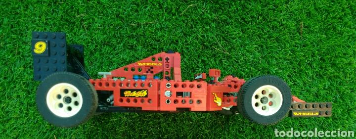 Juegos construcción - Lego: LEGO TECHNIC 8440 FORMULA FLASH AÑO 1995 - Foto 5 - 133486206