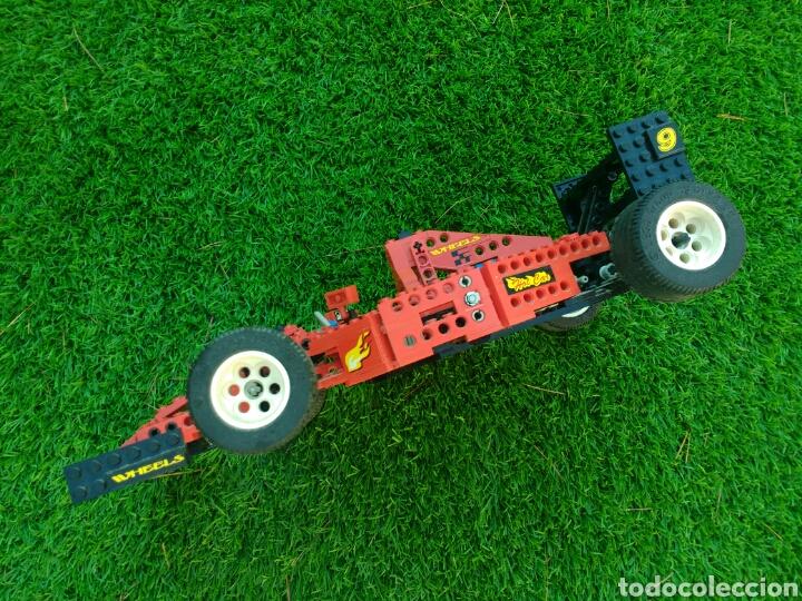 Juegos construcción - Lego: LEGO TECHNIC 8440 FORMULA FLASH AÑO 1995 - Foto 6 - 133486206