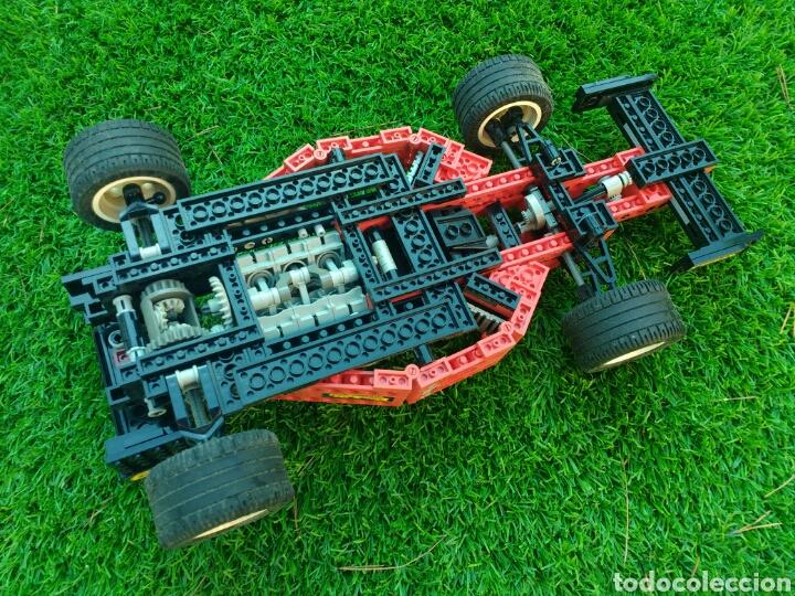 Juegos construcción - Lego: LEGO TECHNIC 8440 FORMULA FLASH AÑO 1995 - Foto 8 - 133486206