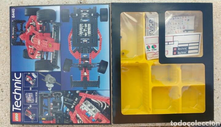 Juegos construcción - Lego: LEGO TECHNIC 8440 FORMULA FLASH AÑO 1995 - Foto 9 - 133486206