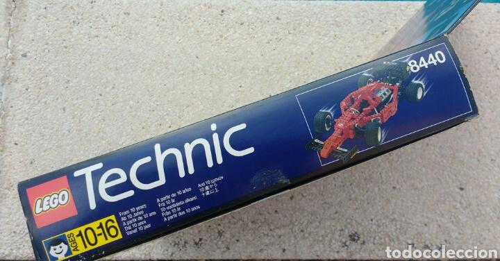 Juegos construcción - Lego: LEGO TECHNIC 8440 FORMULA FLASH AÑO 1995 - Foto 11 - 133486206