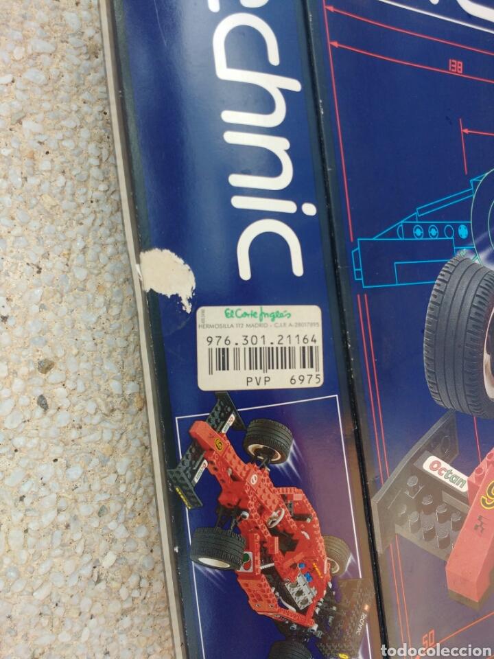Juegos construcción - Lego: LEGO TECHNIC 8440 FORMULA FLASH AÑO 1995 - Foto 12 - 133486206