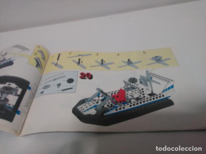 Juegos construcción - Lego: INSTRUCCIONES LEGO TECHNIC REF 8824 - Foto 3 - 133565914