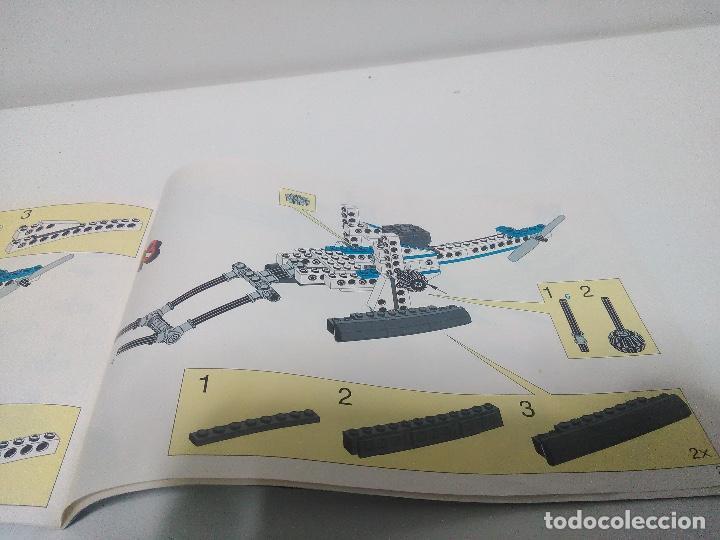 Juegos construcción - Lego: INSTRUCCIONES LEGO TECHNIC REF 8824 - Foto 4 - 133565914