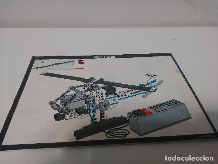 Juegos construcción - Lego: INSTRUCCIONES LEGO TECHNIC REF 8824 - Foto 5 - 133565914