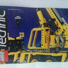 Juegos construcción - Lego: CATÁLOGO LEGO TECHNIC 1995. Lote 133567114