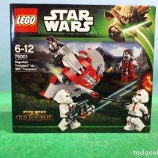 Juegos construcción - Lego: LEGO STAR WARS-REF-75001-ARTICULO NUEVO,PRECINTADOS. Lote 133790366