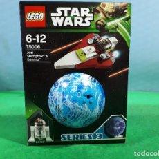 Juegos construcción - Lego: LEGO STAR WARS-REF-75006-ARTICULO NUEVO,PRECINTADOS. Lote 133791326