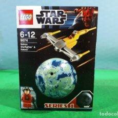 Juegos construcción - Lego: LEGO STAR WARS-REF-9674-ARTICULO NUEVO,PRECINTADOS. Lote 133791378