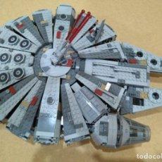 Juegos construcción - Lego: LEGO STAR WARS, HALCÓN MILENARIO, MILLENNIUM FALCON , REF.75105. Lote 133830310