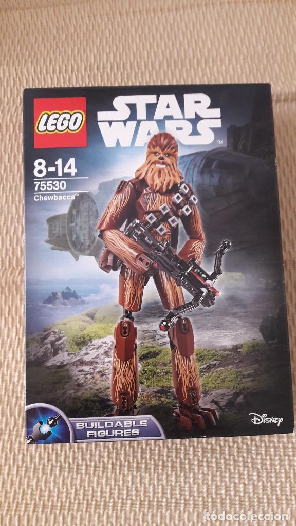 STAR WARS CHEWBACCA. LEGO. NUEVO SIN ABRIR (Juguetes - Construcción - Lego)