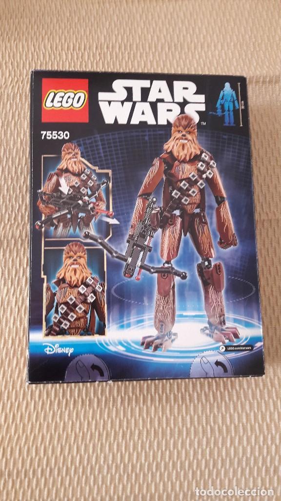 Juegos construcción - Lego: STAR WARS CHEWBACCA. LEGO. NUEVO SIN ABRIR - Foto 2 - 133903814