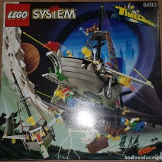 Juegos construcción - Lego: LEGO 6493 - CAJA VACÍA. Lote 134453582