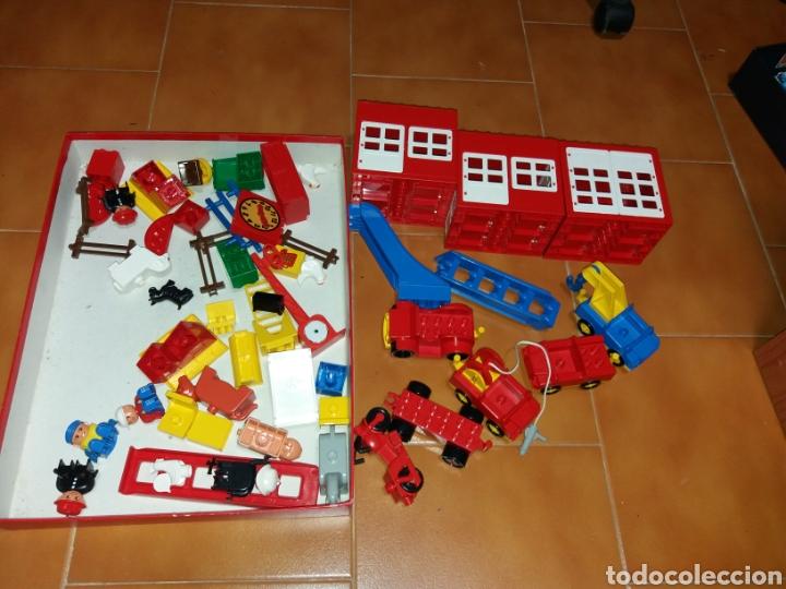 LOTE LEGO DUPLO (Juguetes - Construcción - Lego)