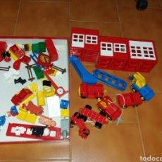Juegos construcción - Lego: LOTE LEGO DUPLO. Lote 134931650