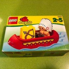 Juegos construcción - Lego: LEGO INDIO REF 2431. Lote 135172113