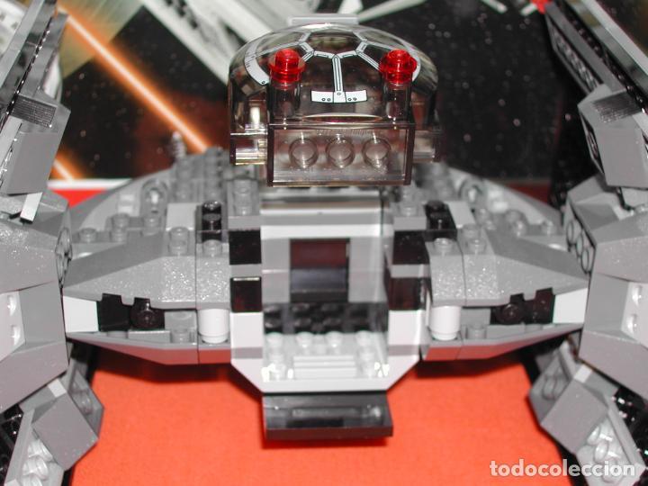 Juegos construcción - Lego: Lego STAR WARS 8017 - DARTH VADERS TIE FIGHTER - Foto 2 - 135369134