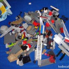 Juegos construcción - Lego: LEGO - LOTE PIEZAS LEGO, MAS O MENOS 500 GRAMOS VER FOTOS!. Lote 135452410