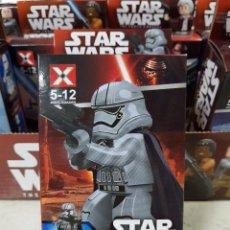 Juegos construcción - Lego: FIGURA DESMONTABLE DE STAR WARS CAPTAIN PHASMA-NUEVA ESTRENAR. Lote 136139766