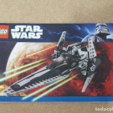 Juegos construcción - Lego: LEGO STAR WARS 7915.. Lote 136272294