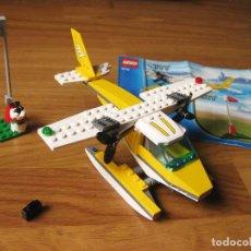 Juegos construcción - Lego: AVIÓN HIDROAVIÓN LEGO SEAPLANE REF. 3178 - CON INSTRUCCIONES. Lote 136733658