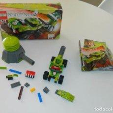Juegos construcción - Lego: LEGO RACERS 8231. Lote 136807038