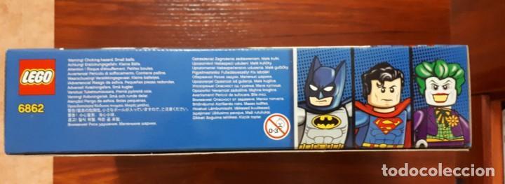 Juegos construcción - Lego: LEGO 6862 - LEGO SUPER HEROES - DC UNIVERSE - SUPERMAN - NUEVO - Foto 2 - 136823350