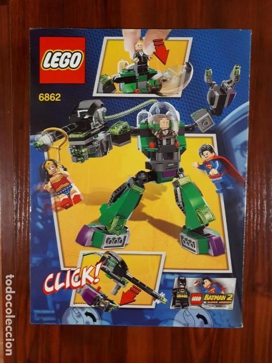 Juegos construcción - Lego: LEGO 6862 - LEGO SUPER HEROES - DC UNIVERSE - SUPERMAN - NUEVO - Foto 3 - 136823350
