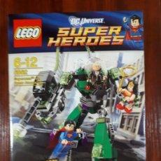 Juegos construcción - Lego: LEGO 6862 - LEGO SUPER HEROES - DC UNIVERSE - SUPERMAN - NUEVO. Lote 136823350
