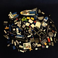 Juegos construcción - Lego: LOTE DE PIEZAS LEGO ,PESA 443 GRAMOS.. Lote 136828702