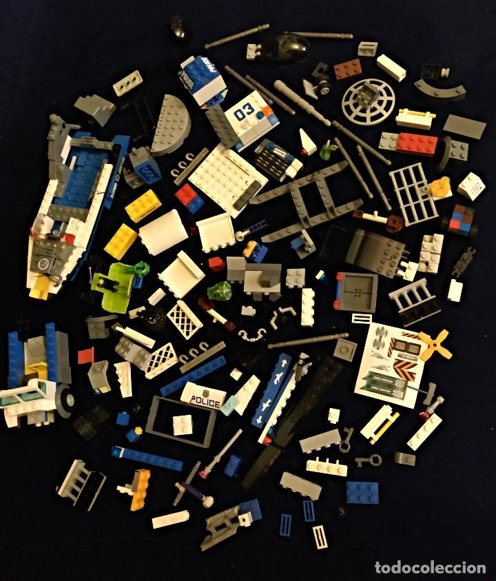 Juegos construcción - Lego: Lote de piezas Lego ,pesa 443 gramos. - Foto 2 - 136828702