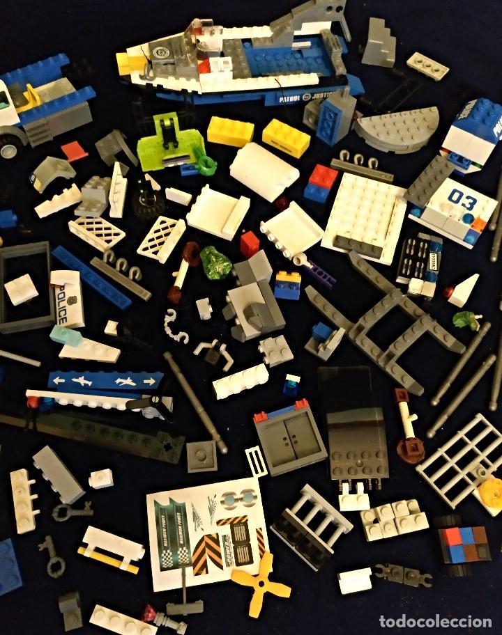 Juegos construcción - Lego: Lote de piezas Lego ,pesa 443 gramos. - Foto 4 - 136828702