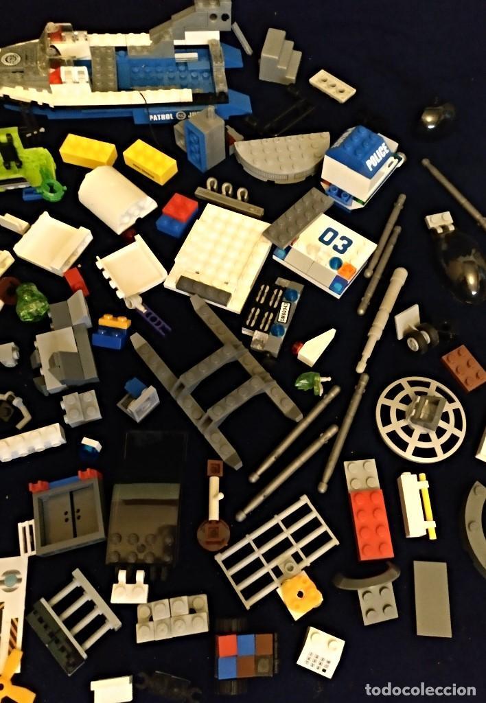 Juegos construcción - Lego: Lote de piezas Lego ,pesa 443 gramos. - Foto 5 - 136828702