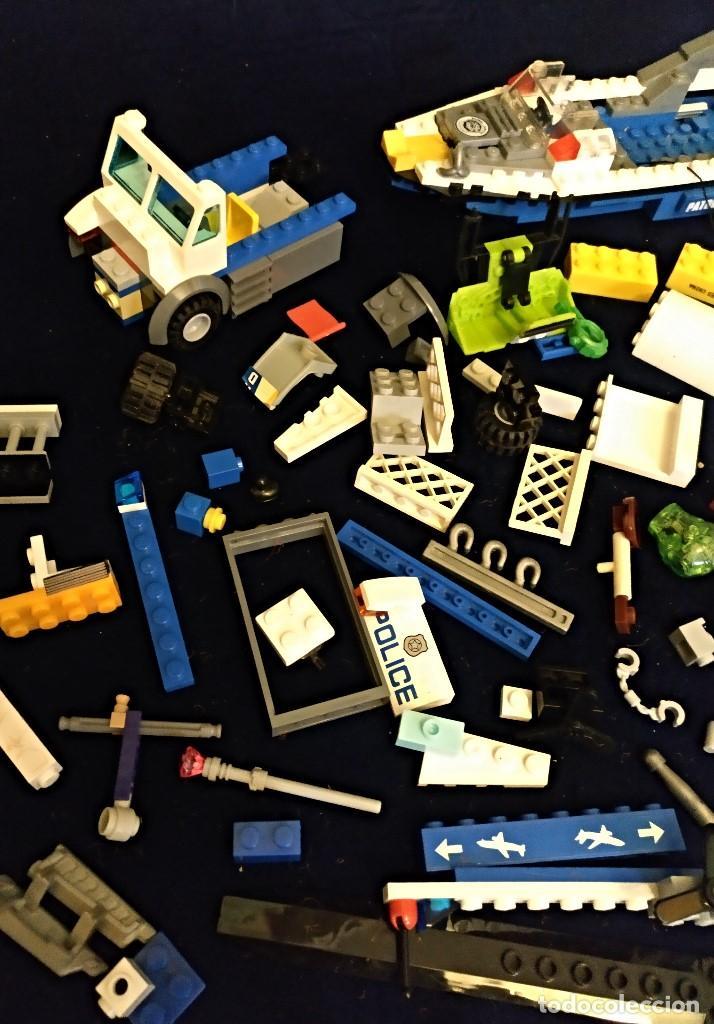 Juegos construcción - Lego: Lote de piezas Lego ,pesa 443 gramos. - Foto 6 - 136828702
