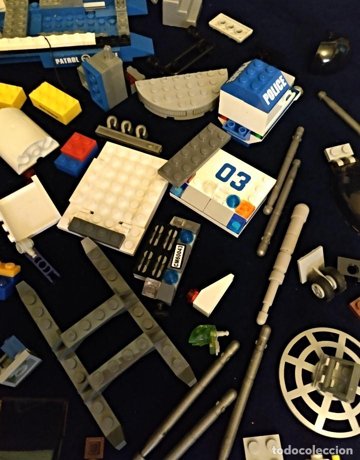Juegos construcción - Lego: Lote de piezas Lego ,pesa 443 gramos. - Foto 8 - 136828702