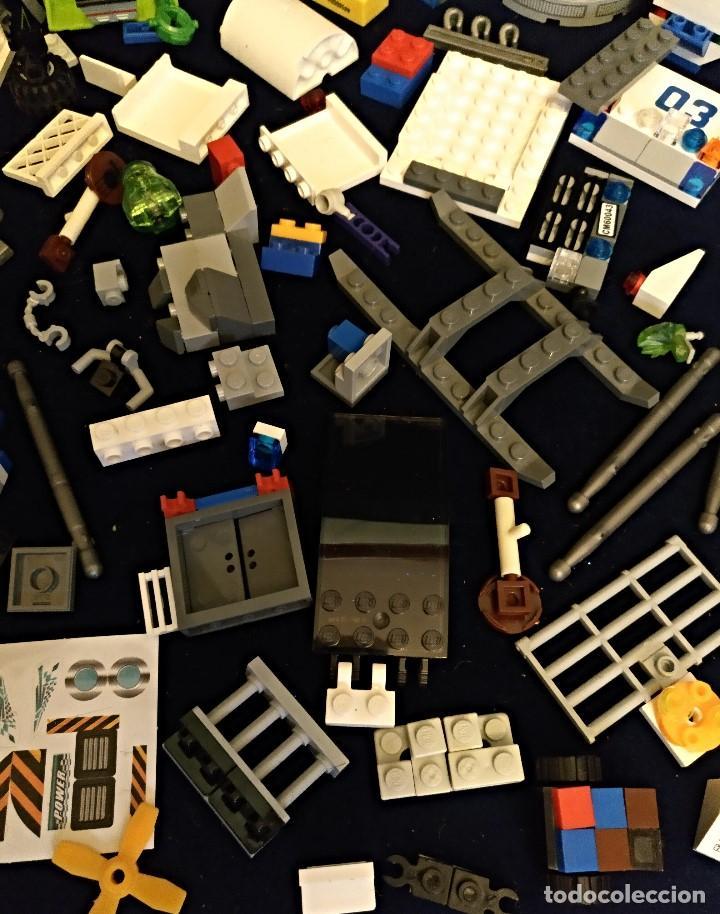 Juegos construcción - Lego: Lote de piezas Lego ,pesa 443 gramos. - Foto 10 - 136828702