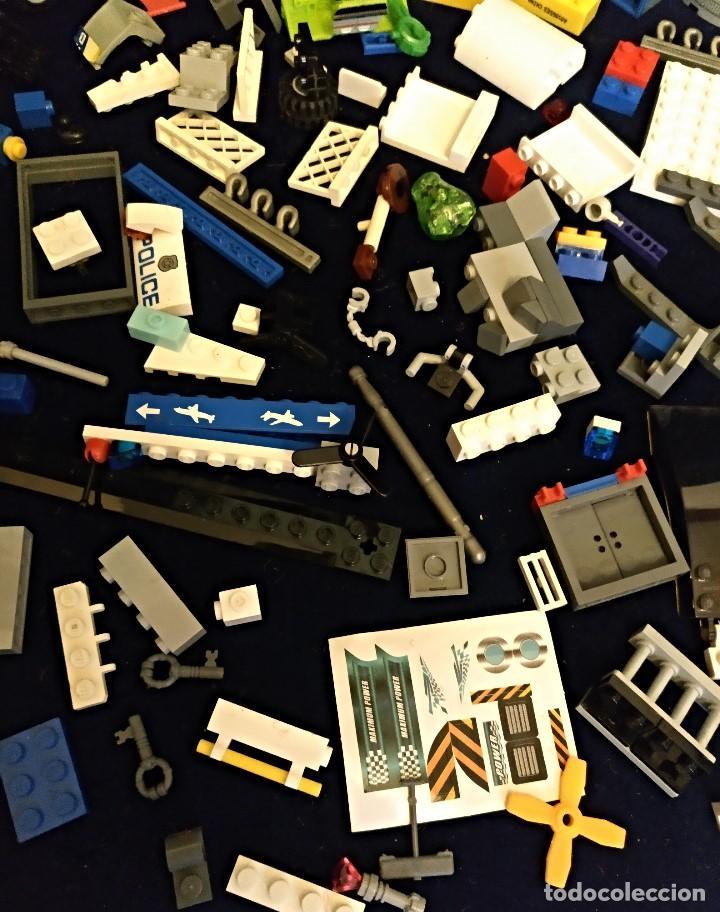 Juegos construcción - Lego: Lote de piezas Lego ,pesa 443 gramos. - Foto 11 - 136828702